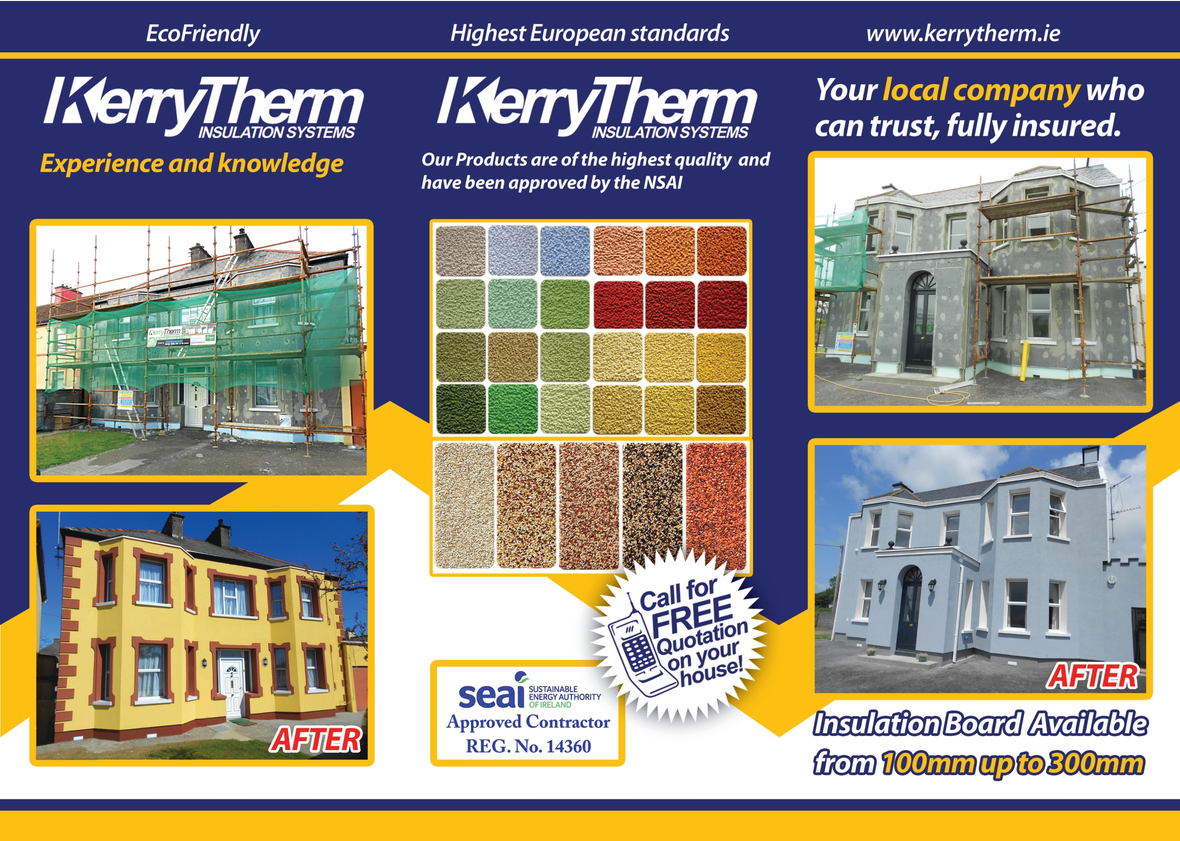 KerryTherm Insulation Systems